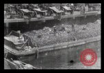 Image of wharf New York City USA, 1903, second 21 stock footage video 65675040628