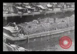 Image of wharf New York City USA, 1903, second 22 stock footage video 65675040628