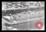Image of wharf New York City USA, 1903, second 25 stock footage video 65675040628