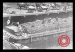 Image of wharf New York City USA, 1903, second 28 stock footage video 65675040628