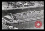 Image of wharf New York City USA, 1903, second 33 stock footage video 65675040628
