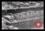 Image of wharf New York City USA, 1903, second 34 stock footage video 65675040628