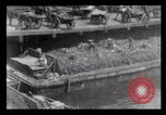Image of wharf New York City USA, 1903, second 36 stock footage video 65675040628