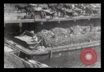 Image of wharf New York City USA, 1903, second 46 stock footage video 65675040628