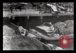 Image of wharf New York City USA, 1903, second 49 stock footage video 65675040628
