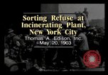 Image of Sorting refuse New York City USA, 1903, second 1 stock footage video 65675040629