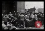 Image of Sorting refuse New York City USA, 1903, second 22 stock footage video 65675040629