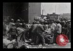 Image of Sorting refuse New York City USA, 1903, second 38 stock footage video 65675040629