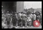 Image of Sorting refuse New York City USA, 1903, second 50 stock footage video 65675040629