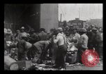 Image of Sorting refuse New York City USA, 1903, second 53 stock footage video 65675040629