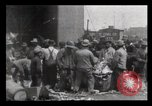 Image of Sorting refuse New York City USA, 1903, second 59 stock footage video 65675040629