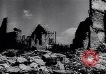 Image of ruins and skyscrapers Germany, 1945, second 21 stock footage video 65675040631