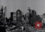 Image of ruins and skyscrapers Germany, 1945, second 23 stock footage video 65675040631
