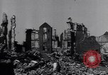 Image of ruins and skyscrapers Germany, 1945, second 25 stock footage video 65675040631