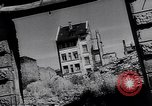 Image of ruins and skyscrapers Germany, 1945, second 26 stock footage video 65675040631