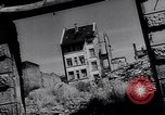 Image of ruins and skyscrapers Germany, 1945, second 28 stock footage video 65675040631