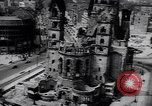 Image of ruins and skyscrapers Germany, 1945, second 39 stock footage video 65675040631