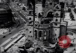 Image of ruins and skyscrapers Germany, 1945, second 40 stock footage video 65675040631