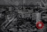 Image of ruins and skyscrapers Germany, 1945, second 41 stock footage video 65675040631
