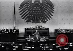 Image of German Parliament Germany, 1960, second 9 stock footage video 65675040635