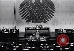 Image of German Parliament Germany, 1960, second 11 stock footage video 65675040635