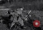 Image of American forces on maneuvers Germany, 1960, second 22 stock footage video 65675040636