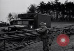 Image of American forces on maneuvers Germany, 1960, second 36 stock footage video 65675040636