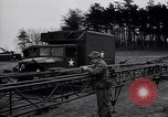Image of American forces on maneuvers Germany, 1960, second 37 stock footage video 65675040636