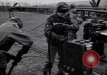 Image of American forces on maneuvers Germany, 1960, second 38 stock footage video 65675040636