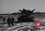 Image of American forces on maneuvers Germany, 1960, second 43 stock footage video 65675040636