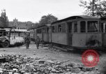 Image of Jeeps carrying soldiers Munich Germany, 1945, second 1 stock footage video 65675040640