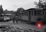 Image of Jeeps carrying soldiers Munich Germany, 1945, second 3 stock footage video 65675040640
