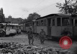 Image of Jeeps carrying soldiers Munich Germany, 1945, second 6 stock footage video 65675040640
