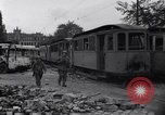 Image of Jeeps carrying soldiers Munich Germany, 1945, second 8 stock footage video 65675040640