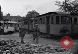 Image of Jeeps carrying soldiers Munich Germany, 1945, second 9 stock footage video 65675040640