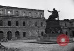 Image of Jeeps carrying soldiers Munich Germany, 1945, second 21 stock footage video 65675040640