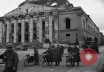 Image of Jeeps carrying soldiers Munich Germany, 1945, second 29 stock footage video 65675040640