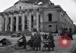 Image of Jeeps carrying soldiers Munich Germany, 1945, second 31 stock footage video 65675040640