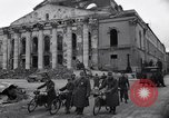 Image of Jeeps carrying soldiers Munich Germany, 1945, second 32 stock footage video 65675040640