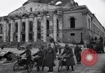 Image of Jeeps carrying soldiers Munich Germany, 1945, second 33 stock footage video 65675040640