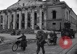 Image of Jeeps carrying soldiers Munich Germany, 1945, second 36 stock footage video 65675040640