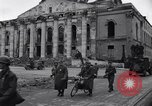 Image of Jeeps carrying soldiers Munich Germany, 1945, second 38 stock footage video 65675040640