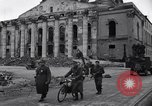 Image of Jeeps carrying soldiers Munich Germany, 1945, second 39 stock footage video 65675040640