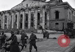 Image of Jeeps carrying soldiers Munich Germany, 1945, second 41 stock footage video 65675040640