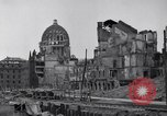 Image of Jeeps carrying soldiers Munich Germany, 1945, second 57 stock footage video 65675040640