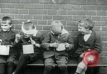 Image of Feeding centers Germany, 1920, second 62 stock footage video 65675040644