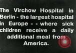 Image of Virchow Hospital Berlin Germany, 1920, second 3 stock footage video 65675040645