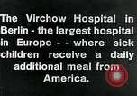 Image of Virchow Hospital Berlin Germany, 1920, second 12 stock footage video 65675040645