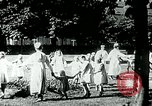 Image of Virchow Hospital Berlin Germany, 1920, second 33 stock footage video 65675040645