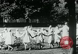 Image of Virchow Hospital Berlin Germany, 1920, second 37 stock footage video 65675040645